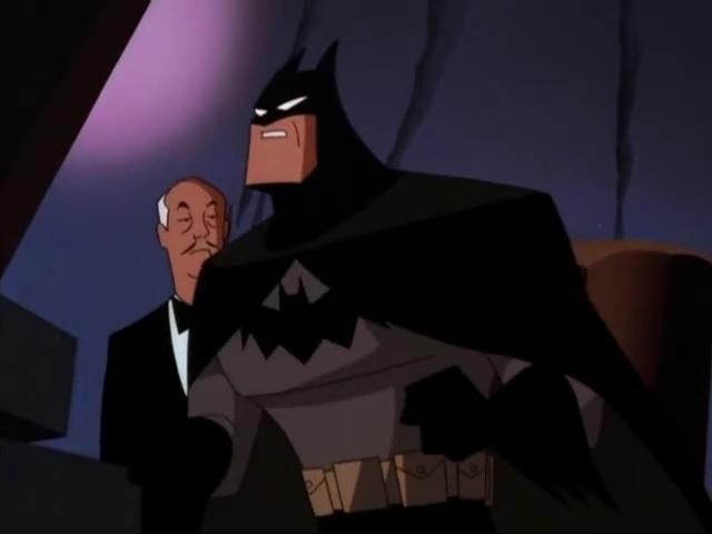 ¡Y no revises mi historial de búsqueda mientras vuelvo, Alfred!