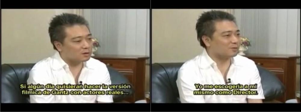 Al final, el director elegido para las dos películas sería Shinsuke Sato.